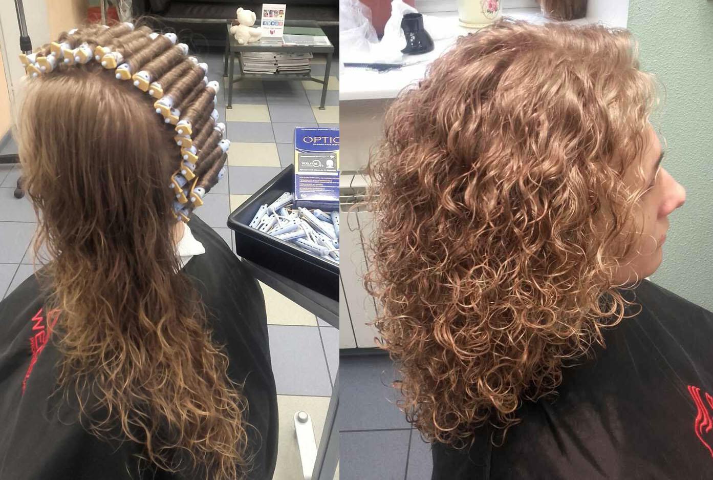 Биозавивка волос — что это: 5 аргументов «за» и «против»