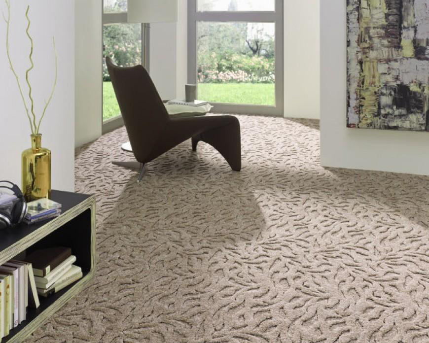 Ковровое покрытие для комнаты: напольный ковролин для дома, виды и укладка, фото и видео