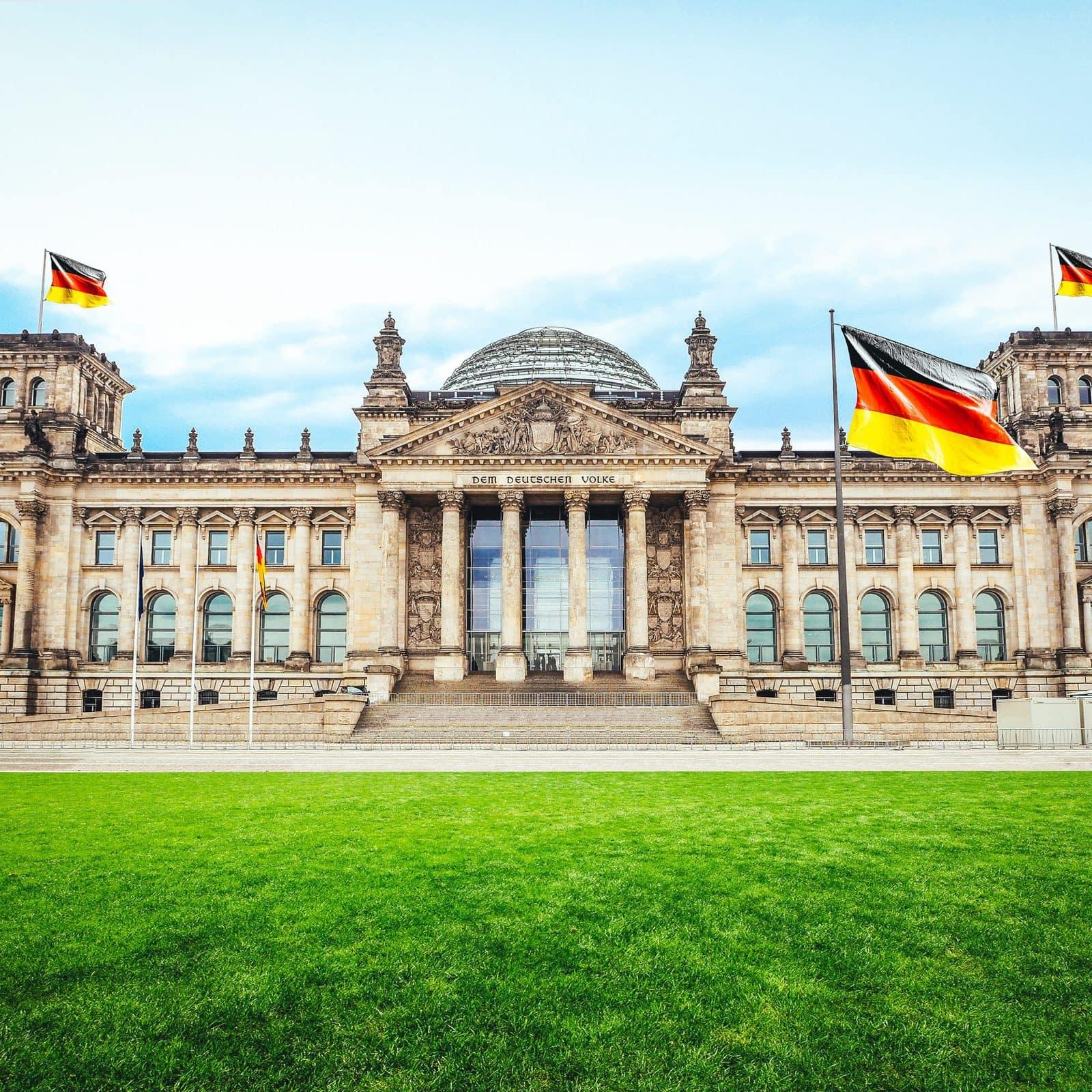 Германия (федеративная республика германия), россия - деловой квартал
