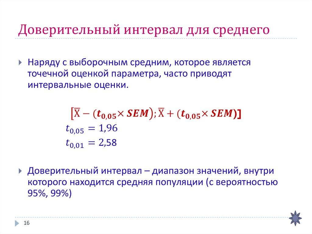 Гост р 50779.22-2005 (исо 2602:1980) статистические методы. статистическое представление данных. точечная оценка и доверительный интервал для среднего, гост р от 31 мая 2005 года №50779.22-2005