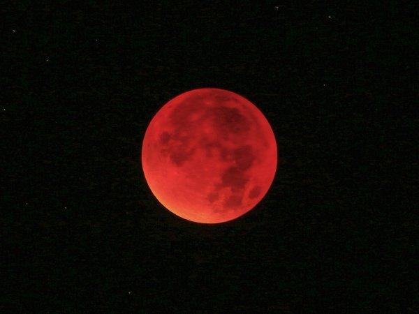 Кровавая луна: все, что нужно знать о затмении 27 июля