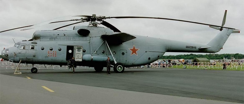 Вертолет ми-6. фото. характеристики. история.