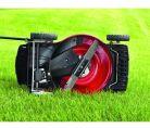 Функция мульчирования в газонокосилке скошенной травой