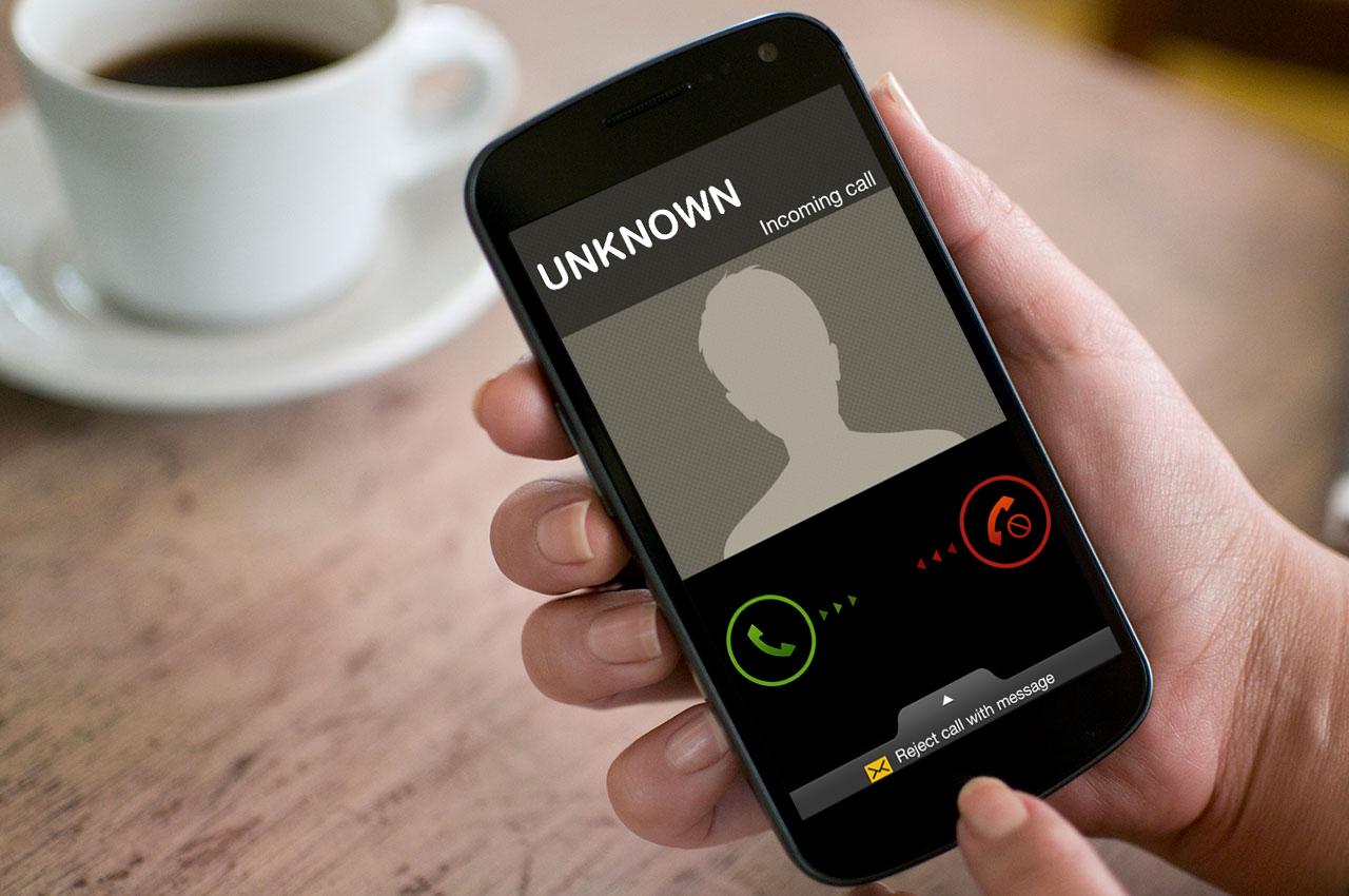 Как сделать так, чтобы неизвестные номера не звонили на мобильный телефон