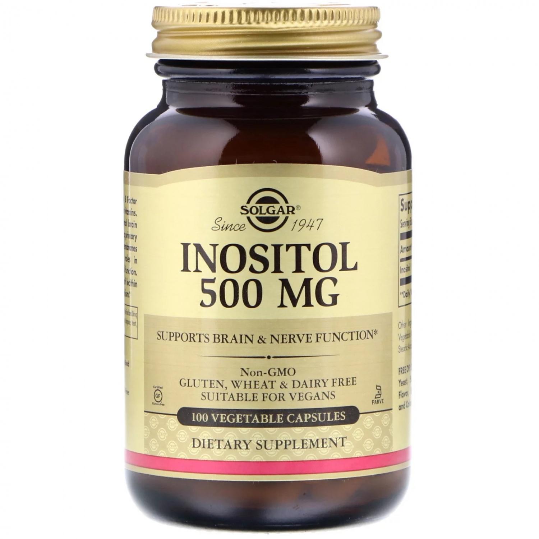 Витамин b8 (инозитол): польза и вред, продукты в которых содержится и инструкция по применению