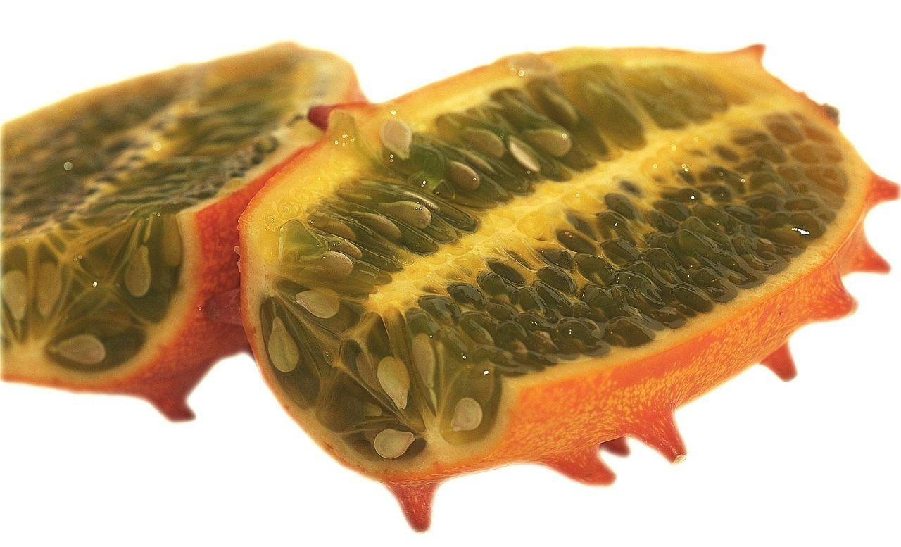 Кивано. состав, польза и как едят фрукт кивано | знать про все