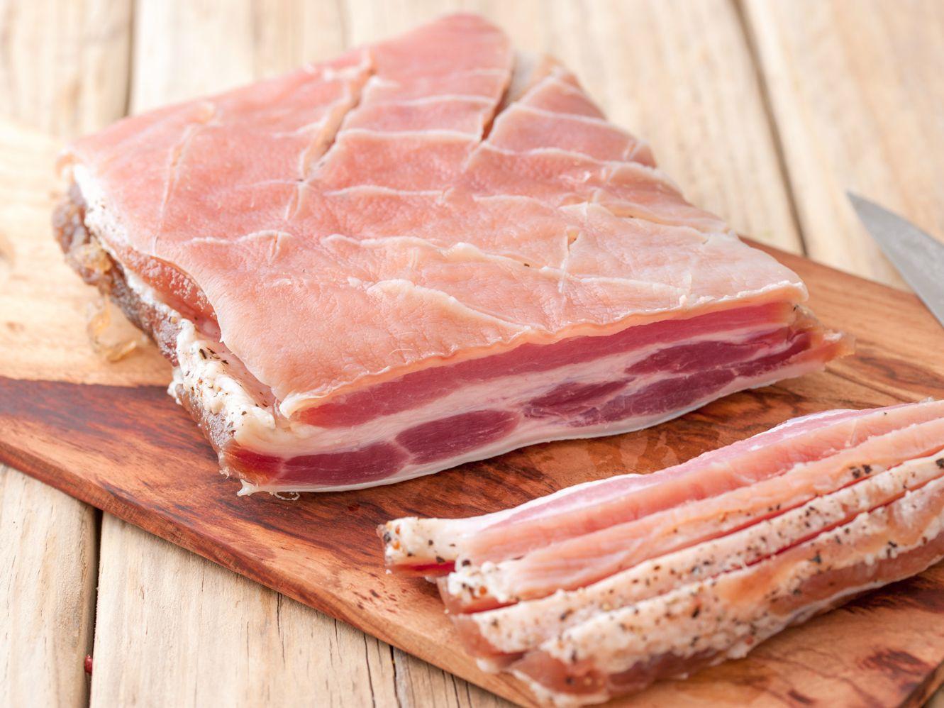 Бекон: полезные свойства и витаминный состав | food and health