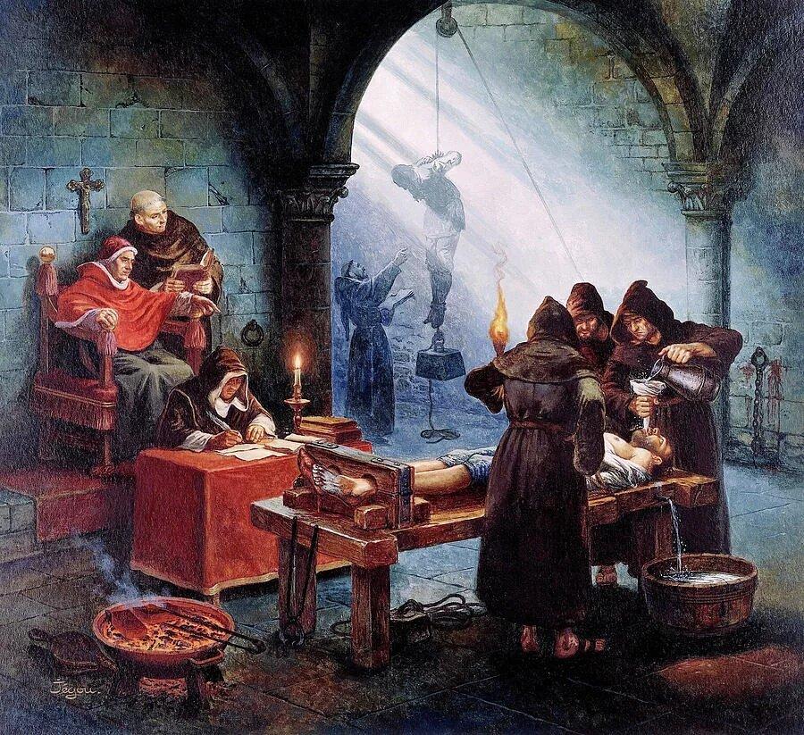 Святая инквизиция | мистика вики | fandom