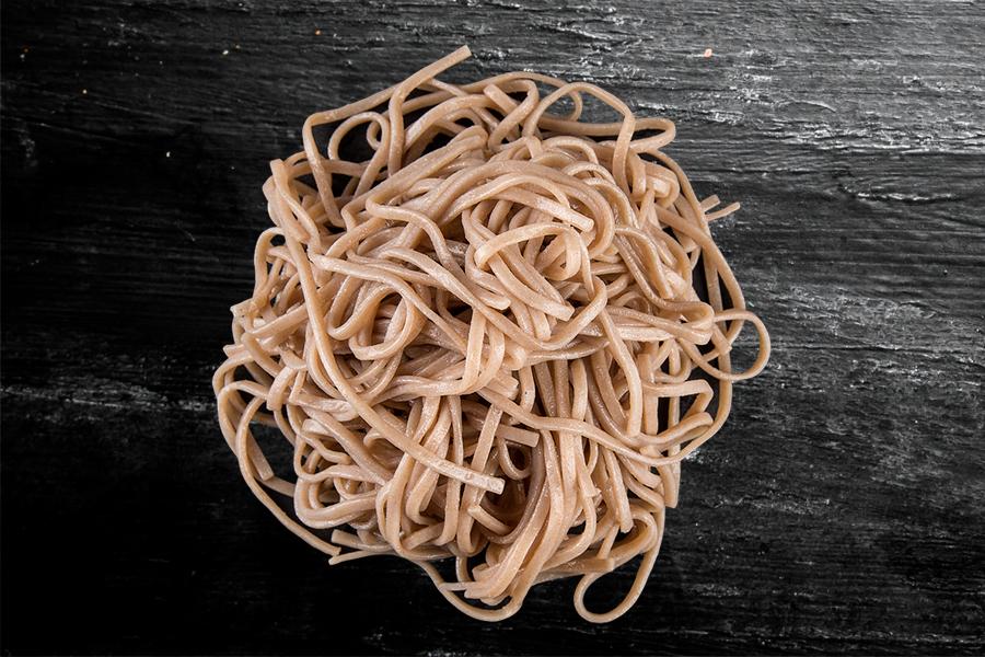 Острая гречневая лапша – кулинарный рецепт