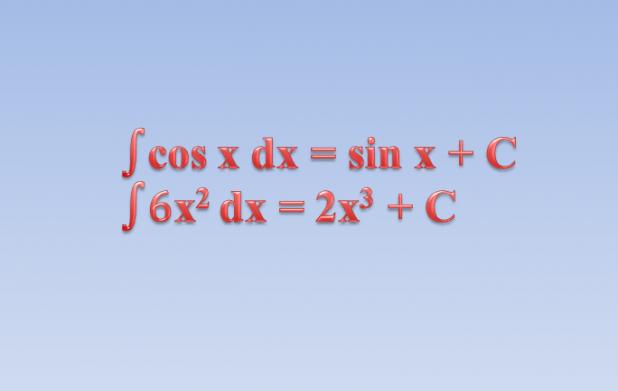 Определение и свойства неопределенного интеграла. основные методы интегрирования.