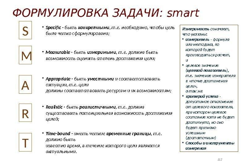 Как правильно ставить smart-цели, развивая проект | медиа нетологии: университет интернет-профессий