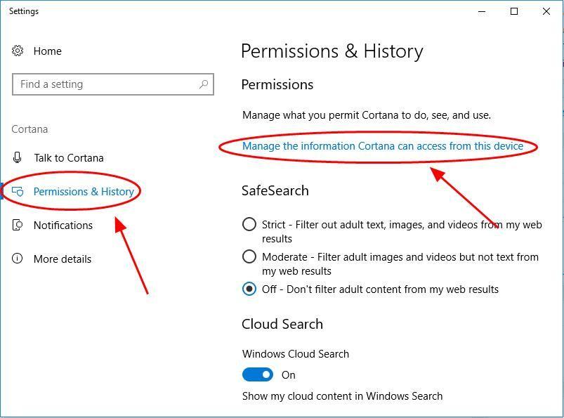 Cortana в windows 10: что это такое, как включить, отключить