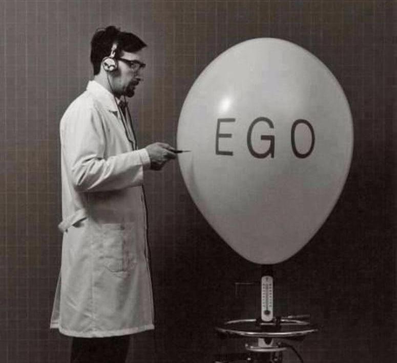 Что такое эго
