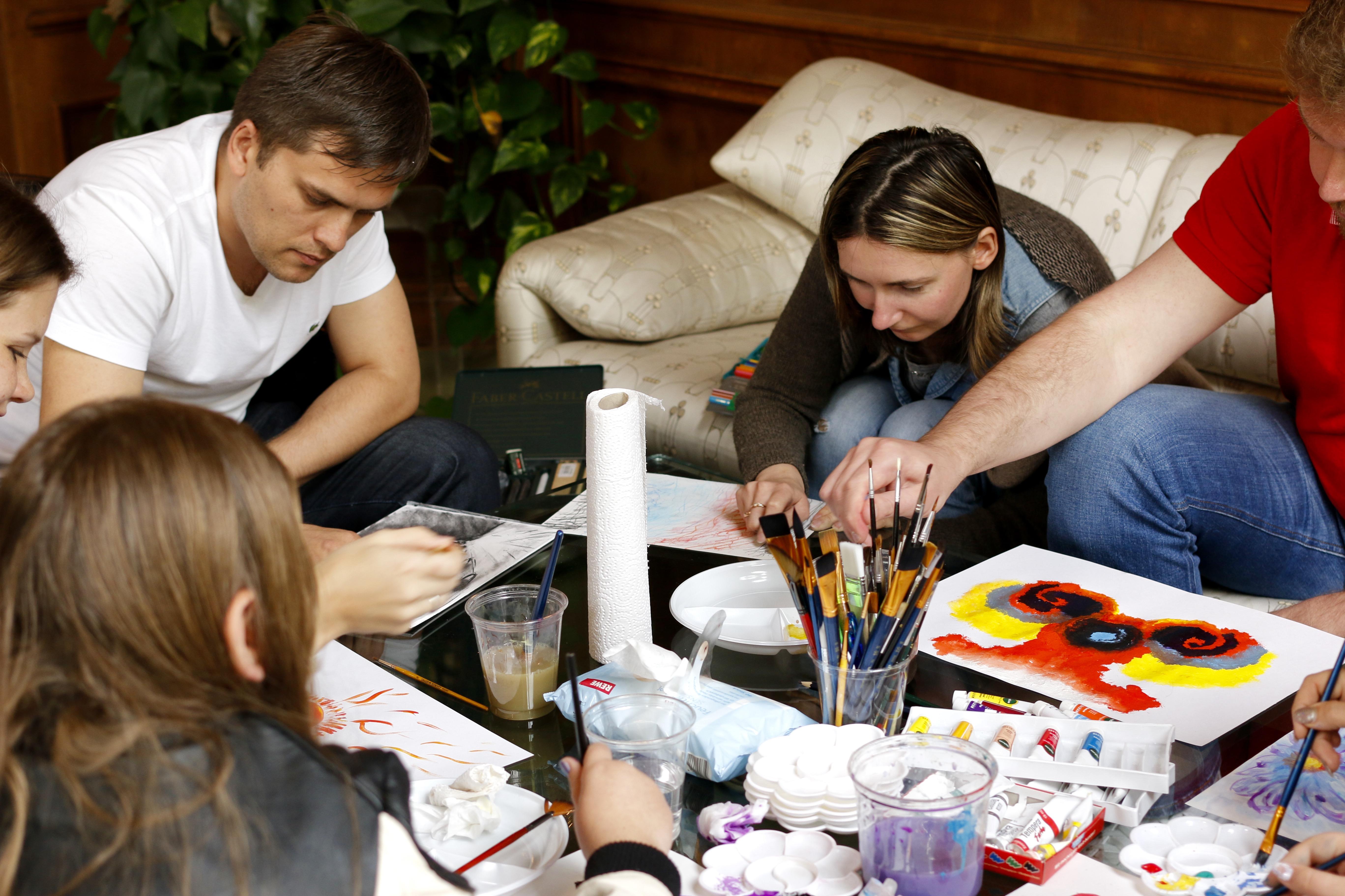 Интересные хобби и увлечения для девушек