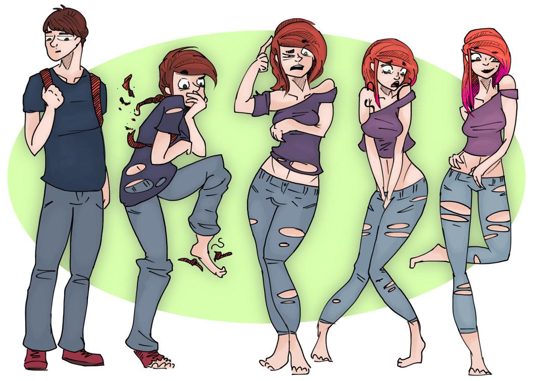 Гендер бендер: настоящие мужчины не носят брюки