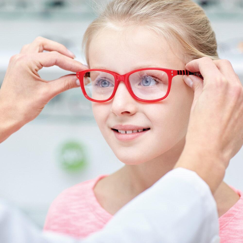 Диоптрии — правила подбора и отличие от остроты зрения