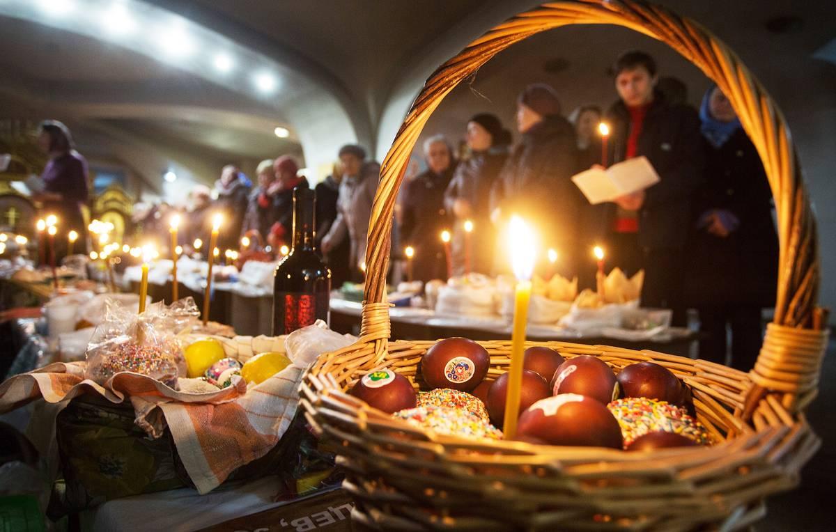 Пасха - что это за праздник, история, описание, значение, обычаи и традиции         ::          все дни