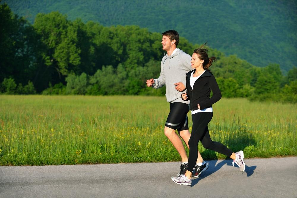 Бег трусцой — залог здоровья и долголетия