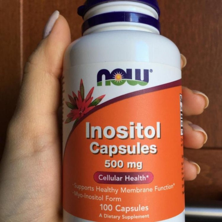 Правильный метаболизм – инозитол поможет с ним