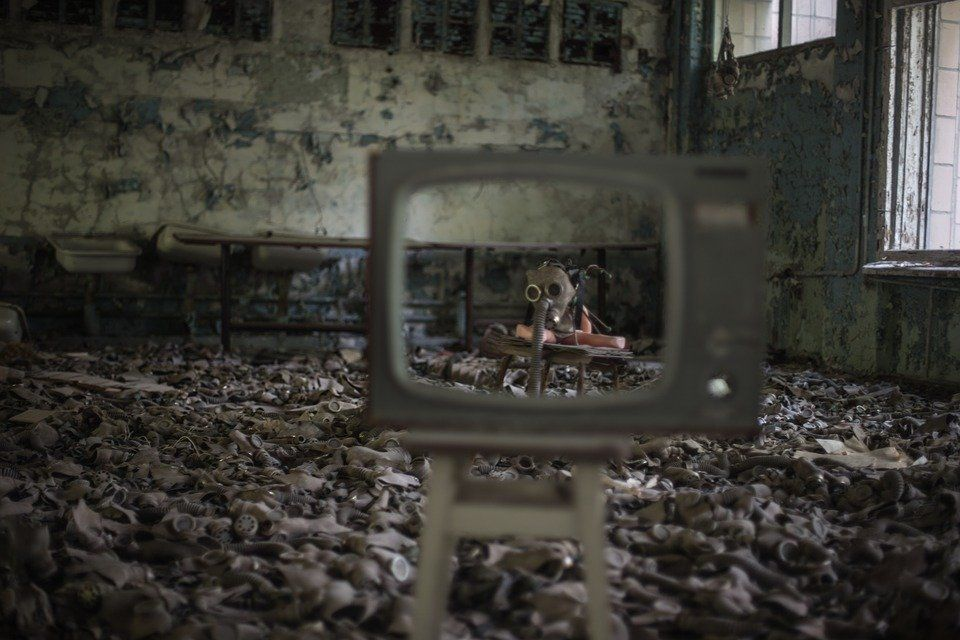 Чернобыль - современный город-призрак, последствия катастрофы