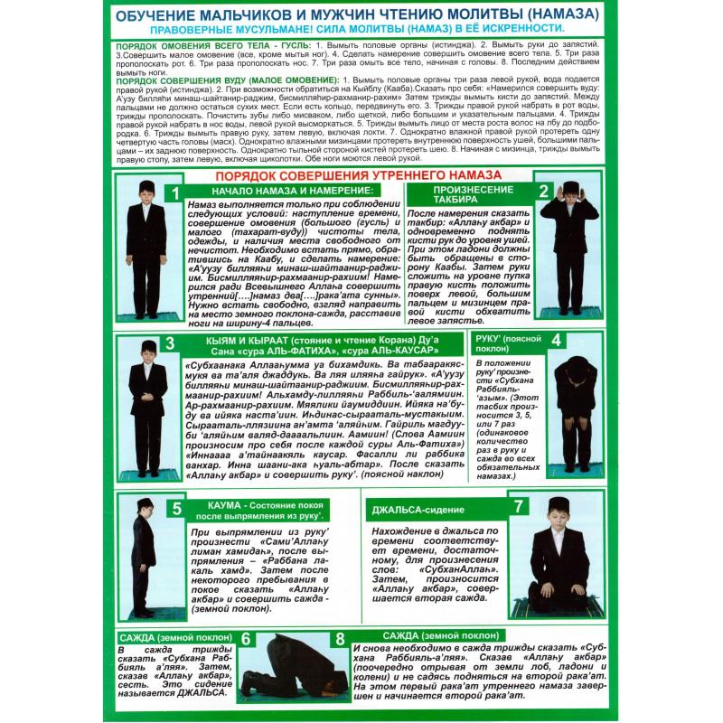 Что такое ракаат (ракат), такбир, руку, саджда, ташаххуд, таслим в намазе — ислам. помощь в исламе