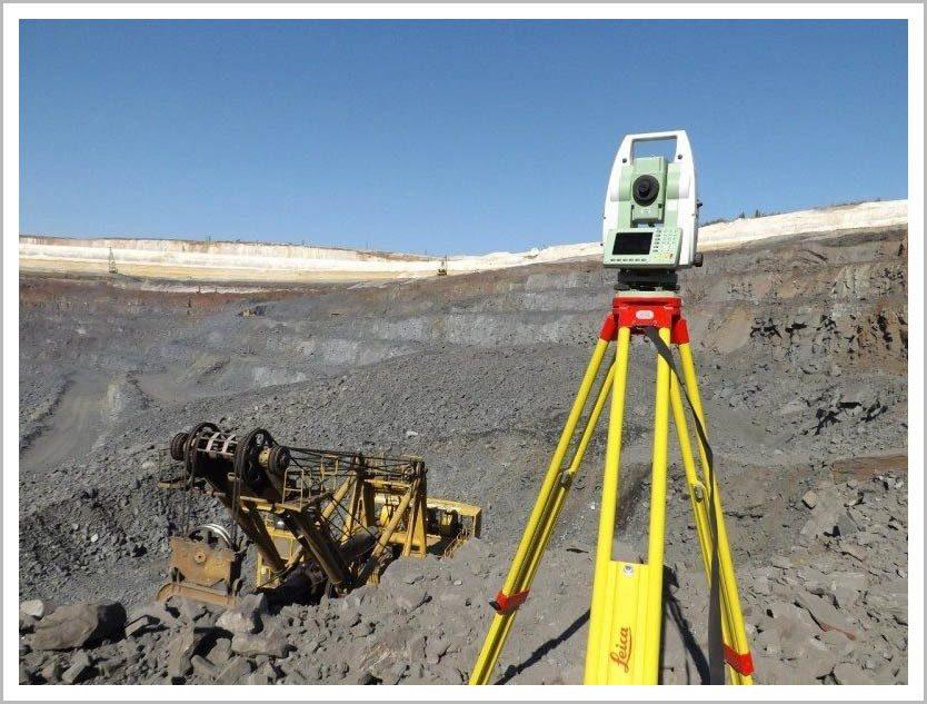 Профессия маркшейдер: подразделение инженеров геологов