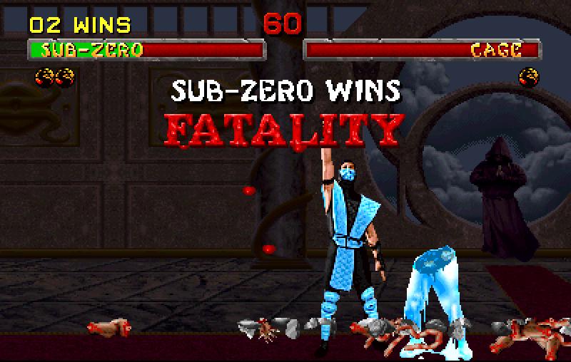 Fatality | mortal kombat wiki | fandom