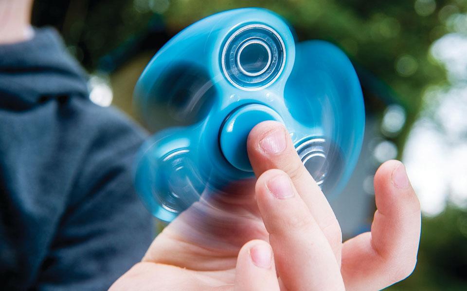 Что такое спиннер (spinner) и для чего он нужен