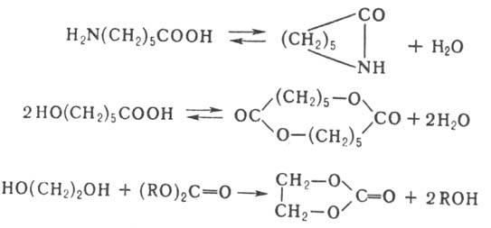 4.2.4. высокомолекулярные соединения. реакции полимеризации и поликонденсации. полимеры. пластмассы, волокна, каучуки.