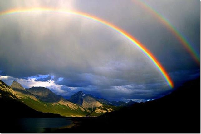 Что такое радуга? (описание, фото и видео)