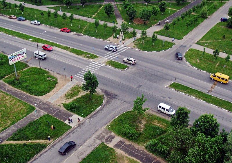 Пдд 13.9 - перекресток неравнозначных дорог | нерегулируемые перекрестки