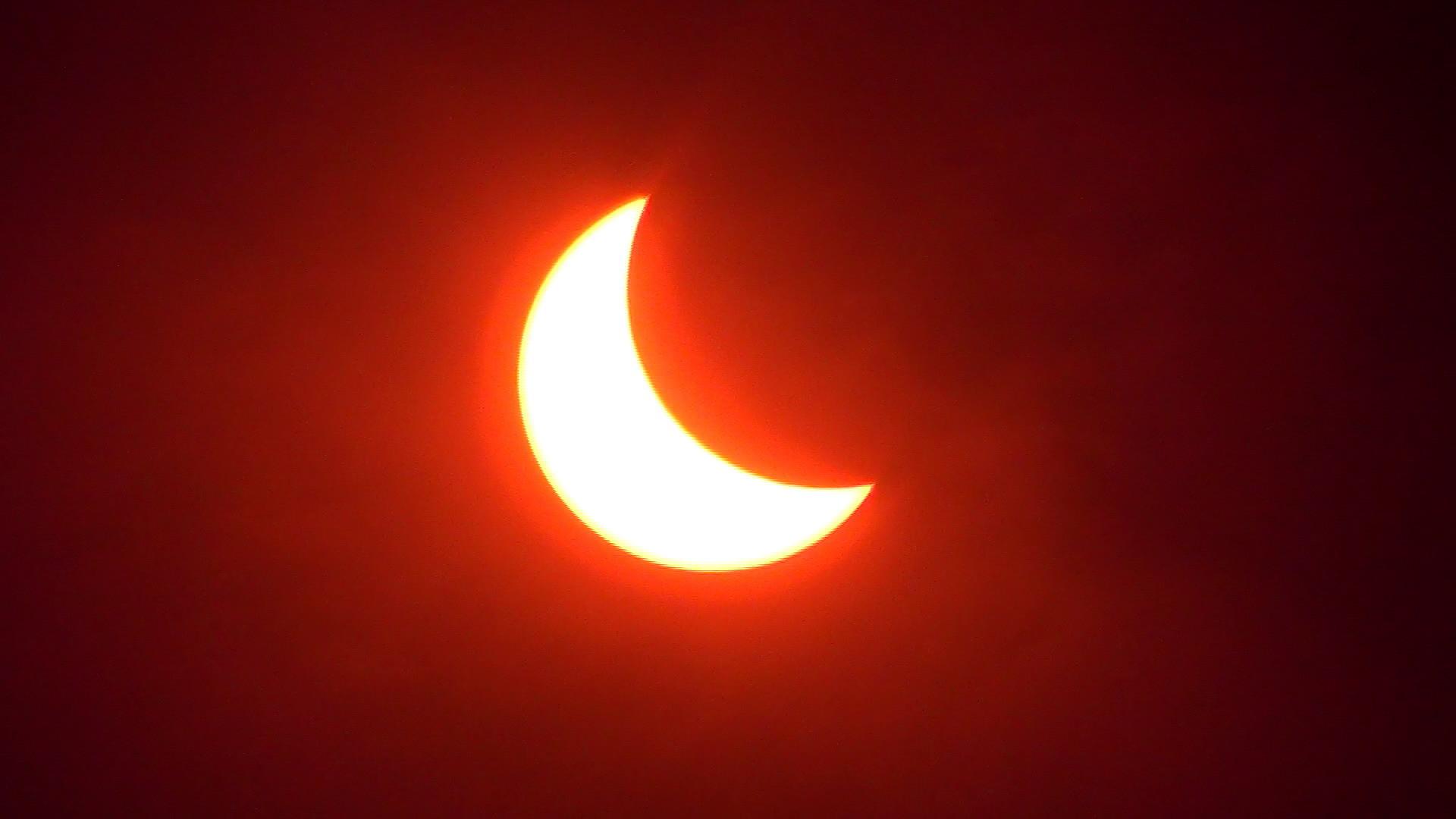 Солнечное затмение — википедия с видео // wiki 2