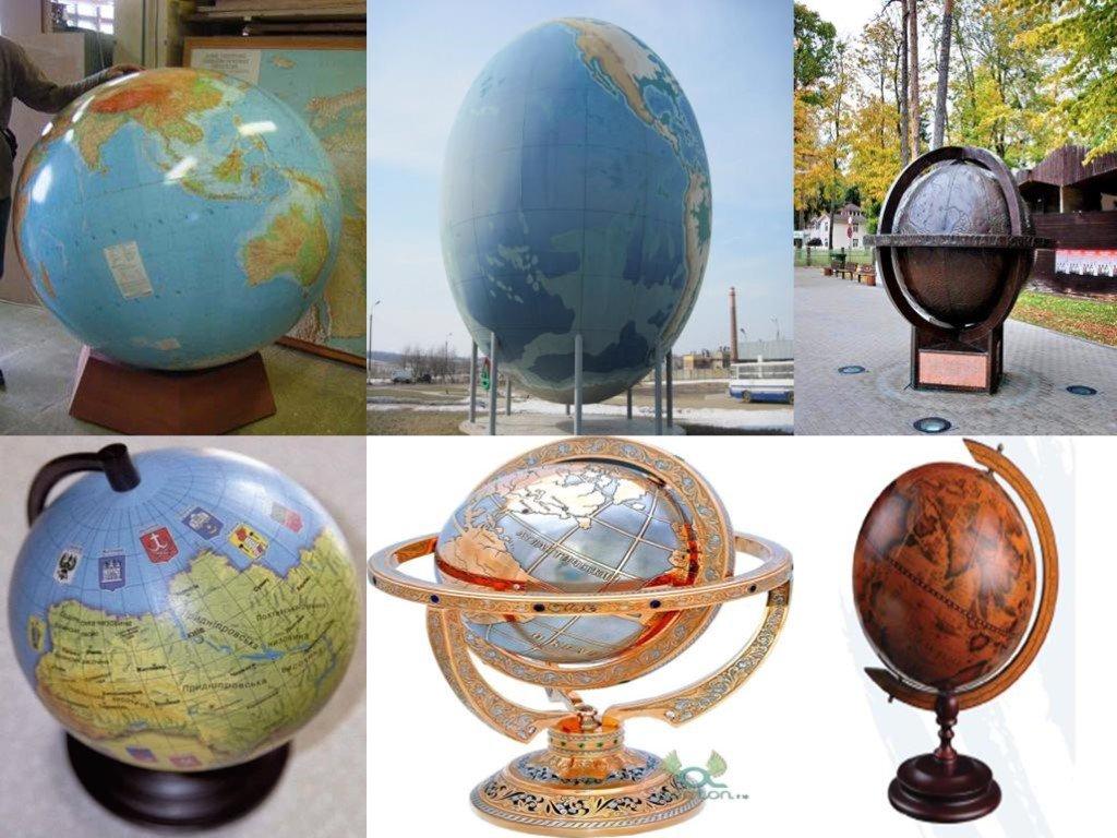 Что такое глобус?