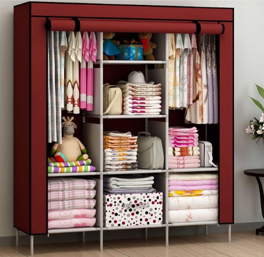 Как выбрать встроенный шкаф - виды и устройство | фото