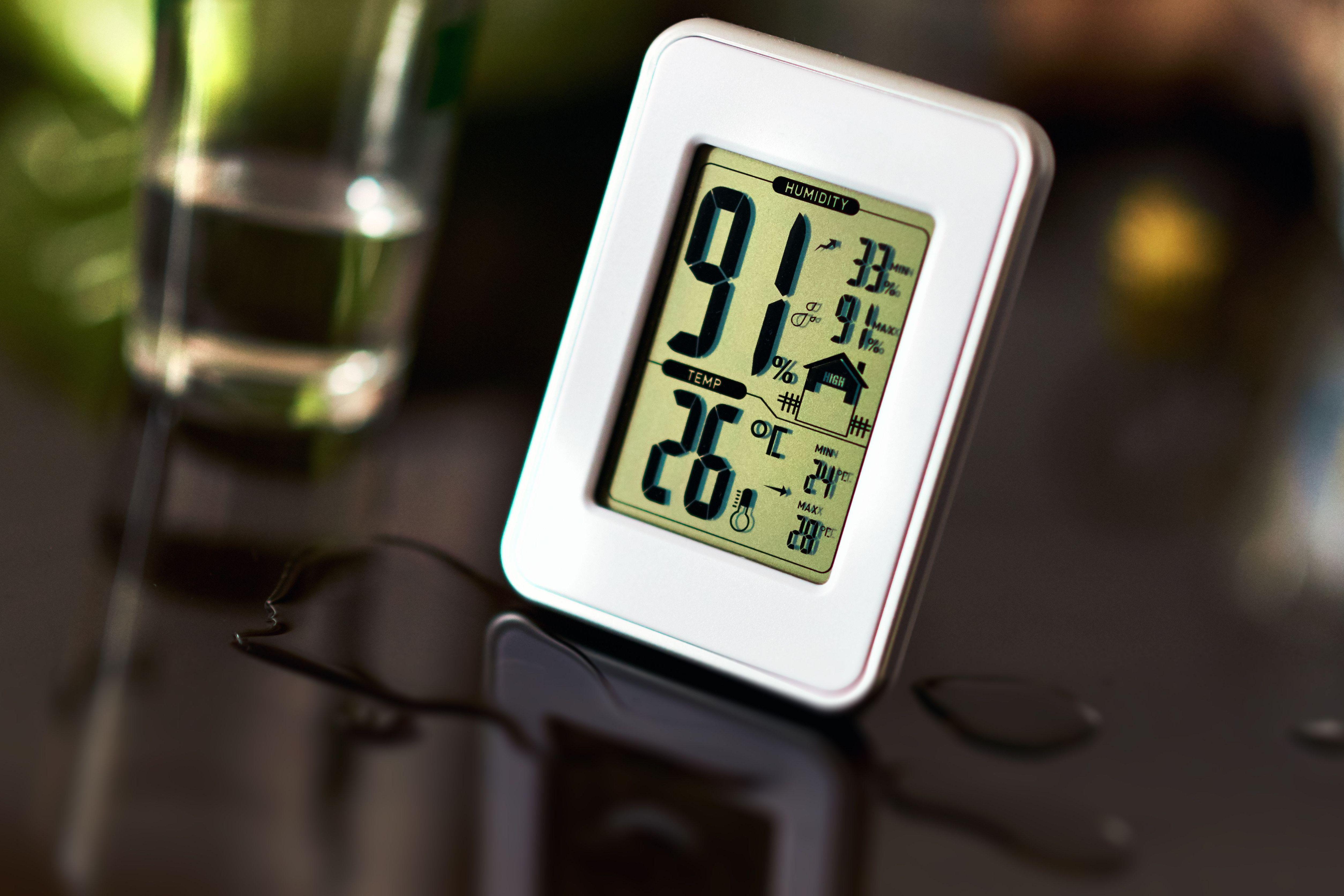 Электронные гигрометры: цифровые термометры-гигрометры с выносным датчиком и поверкой, другие модели. как они работают?