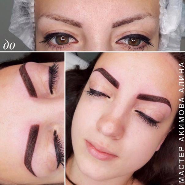 Что такое перманентный макияж – техники применения, разница с татуажем.