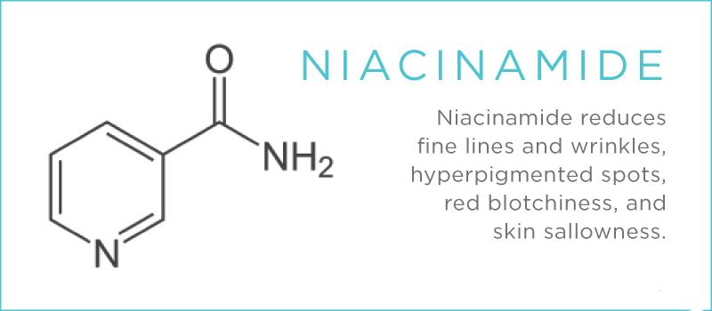 Ниацинамид для кожи лица в домашней косметике – свойства, рецепты и эффект применения