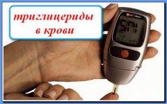 Триглицериды в анализе крови: нормы, причины отклонений