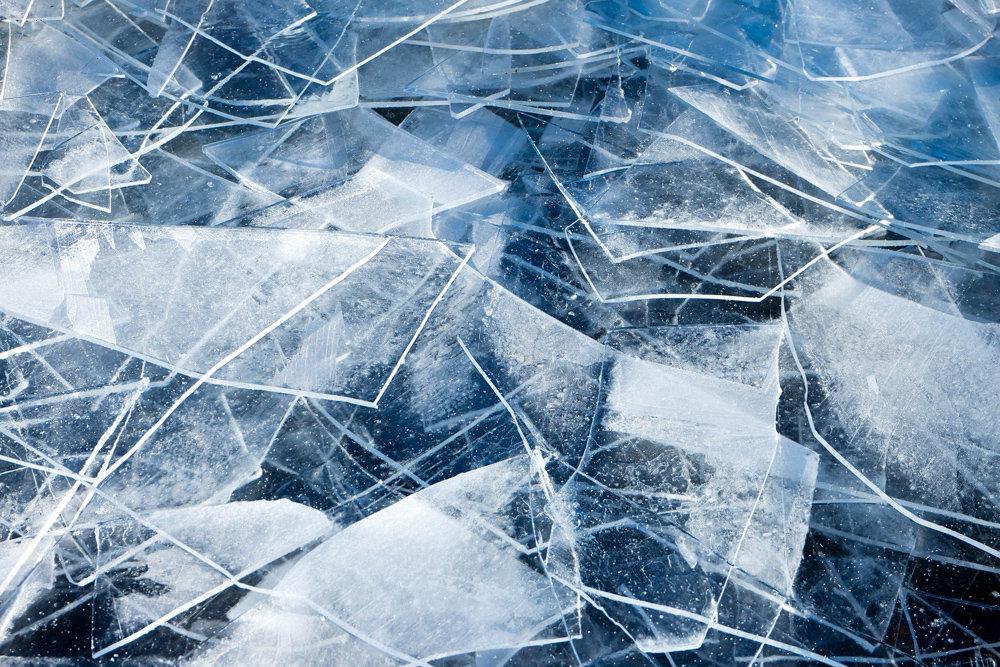 Что такое лёд? - класс!ная физика