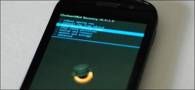 Что такое recovery на android