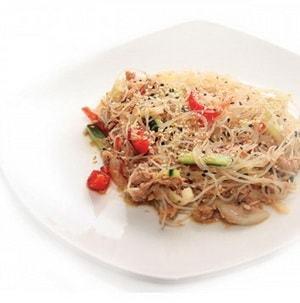 Фунчоза с овощами - 33 рецепта приготовления пошагово - 1000.menu