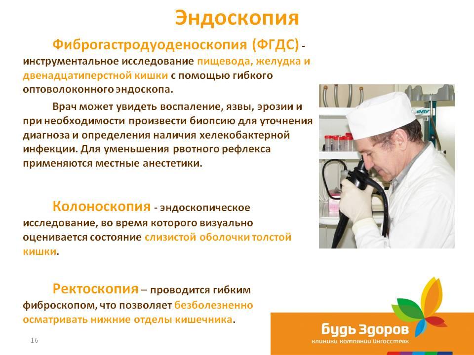 Видеоэзофагогастродуоденоскопия диагностическая что это