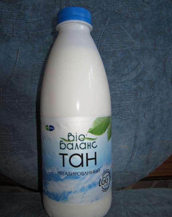 Напиток тан: полезные свойства и чем вреден