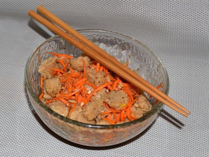Спаржа по-корейски - рецепты приготовления и калорийность блюда