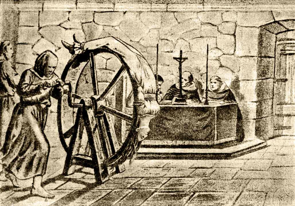 Орудия пыток инквизиции (18+) ≪ scisne?