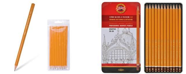 Как выбрать простой канцелярский карандаш для письма? какие бывают простые карандаши?