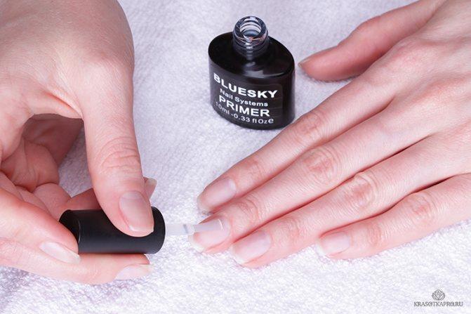 Праймер для ногтей: как наносить, использовать и зачем нужен