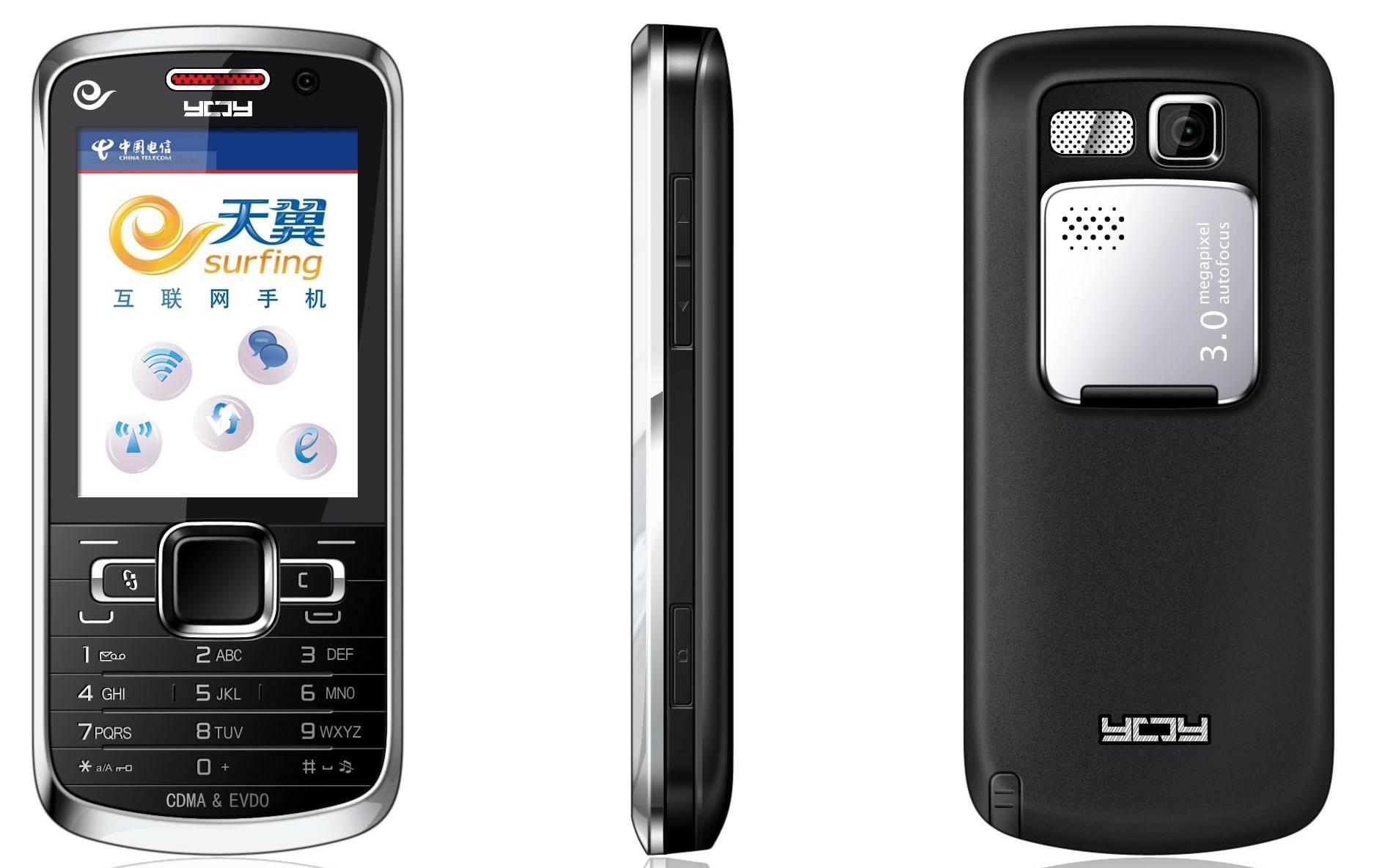 Что такое cdma телефон и зачем он нужен?