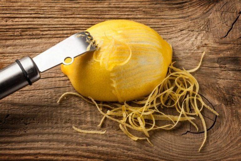 Цедра лимона: польза и вред, что это, как получить