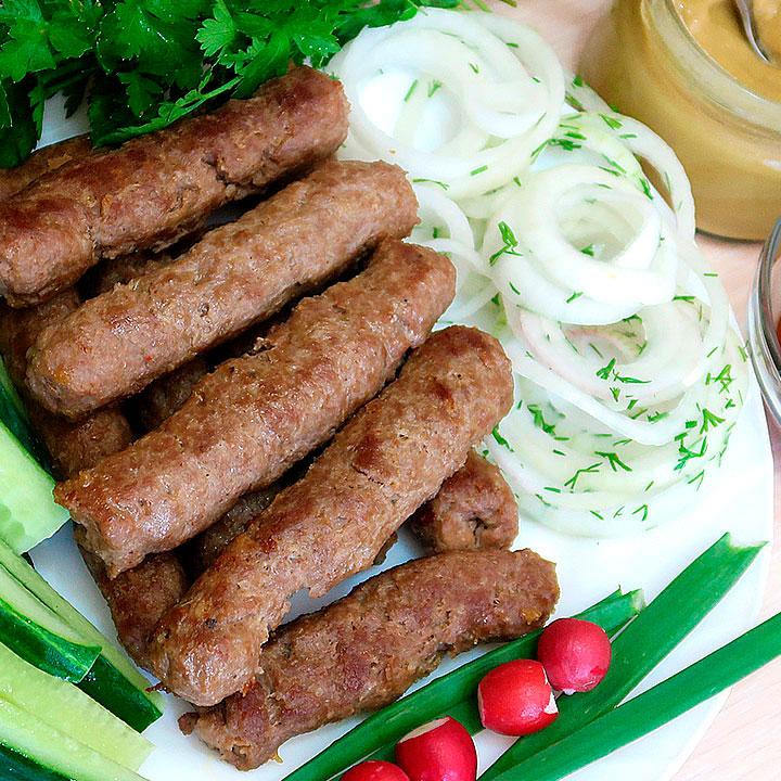 Чевапчичи - что это такое? рецепт приготовления колбасок :: syl.ru